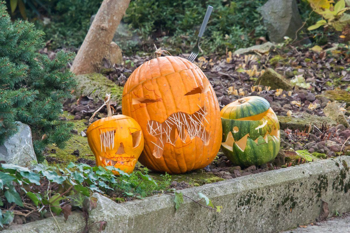Хэллоуин в Словении
